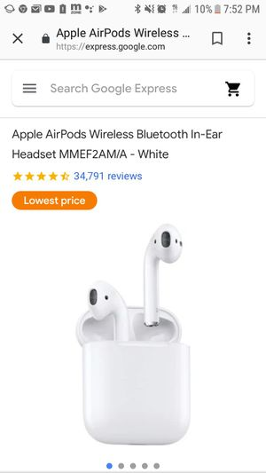 Apple Airpods for Sale in Las Vegas, NV