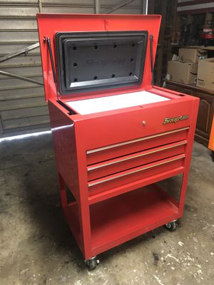 Photo Snap-On ice chest