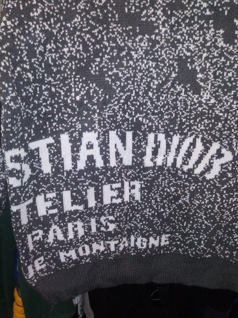 Christian Dior Sweater Size Medium