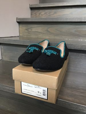 Black/Teal Cole Haan Loafers for Sale in Bethesda, MD