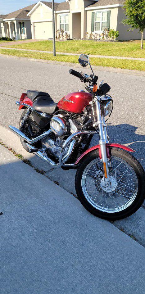 Photo 2005 Harley Davidson 883 Sportster