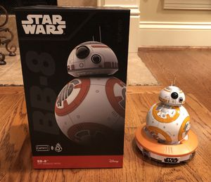 Sphero BB-8 App Enabled Robot Toy for Sale in Fairfax, VA