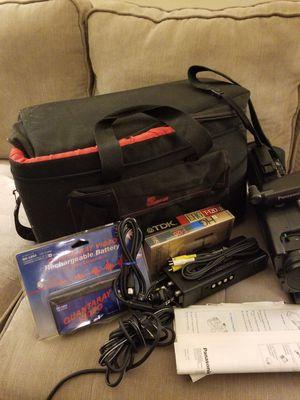 Movie Panasonic Camera for Sale in Washington, DC