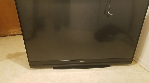Mitsubishi 75 in color TV for Sale in Beaumont, TX - OfferUp