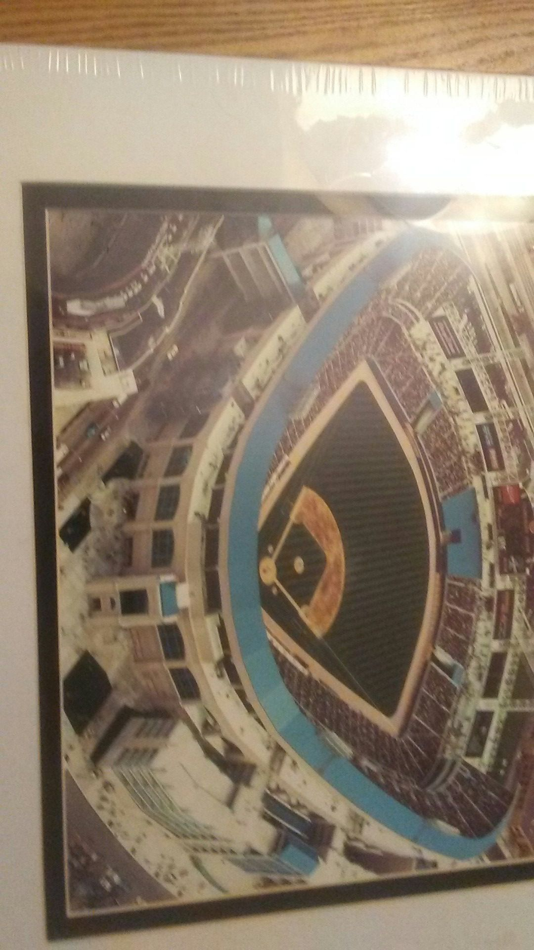 """Comiskey park x 11 by 14"""""""