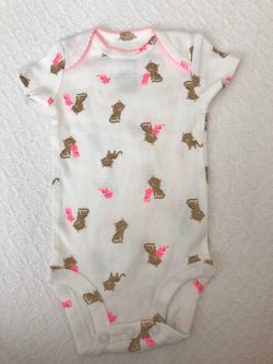 Newborn Baby Girl Onesie Outfits Thumbnail