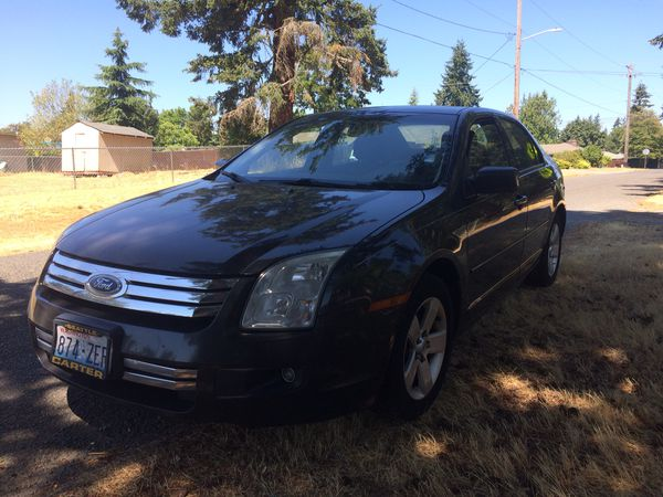 2007 ford fusion automatic transmission