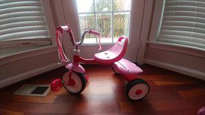 Pink Radio Flyer Toddler Bike for Sale in Stafford, VA