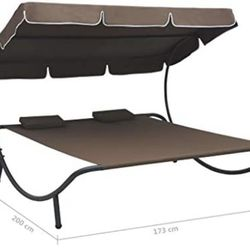 Outdoor Daybed!!! Thumbnail