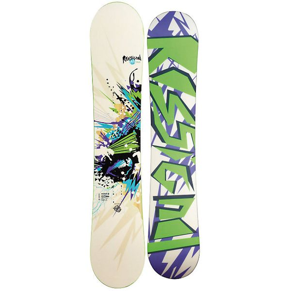 Like New Womens ROSSINGER SNOWBOARD WITH TEAM ROXY