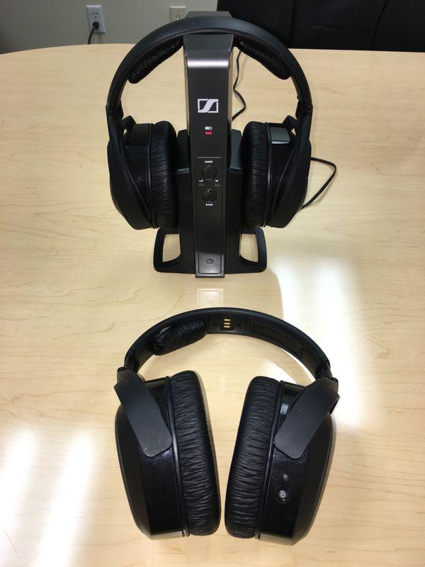 fecd06553d1 Sennheiser RS 175 RF Wireless Headphone System for Sale in Rancho ...