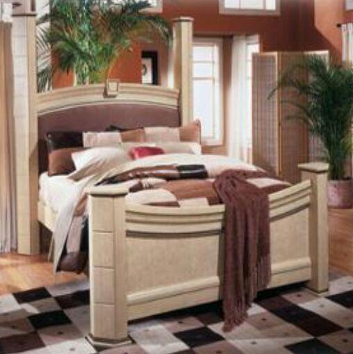 Ashley Ashton Castle Queen Bed For Sale In Richmond