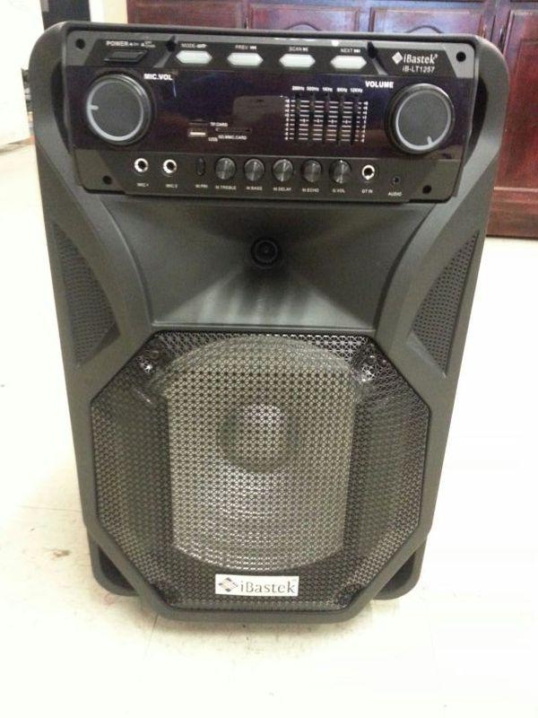 Offer Up Los Angeles >> iBastek iB-LT1257 Bluetooth Speaker for Sale in Los Angeles, CA - OfferUp