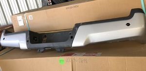 Photo 2019 Ford F-250 Factory PAINTED rear bumper w/ bracket NEW TAKE OFF
