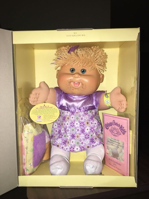 New Cabbage Patch Kidsbabies 25th Anniversary For Sale In Stockton