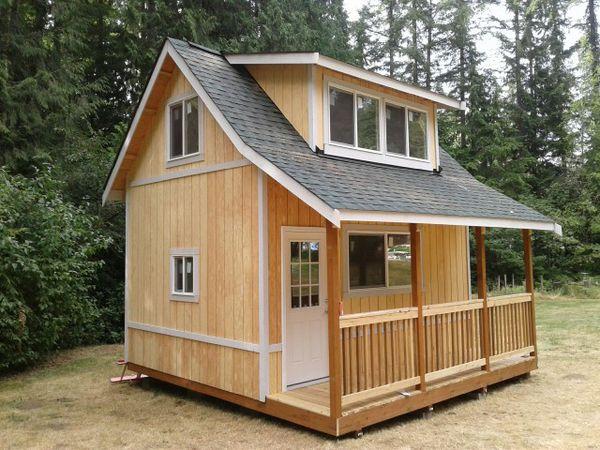 12x16 Cabin For Sale In Marysville Wa Offerup