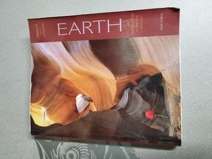 Pearsons Earth 9-edition for Sale in Beulaville, NC