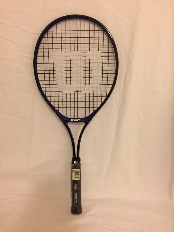 "New Wilson Tennis Racquet Enforcer 105 L3 4-3/8"" grip T3052 upc#  026388803293 for Sale in Griffin, GA - OfferUp"