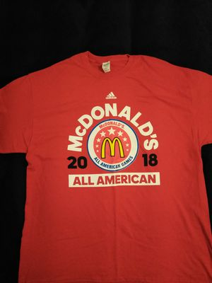 McDonald's All American Game T-Shirt XL for Sale in Atlanta, GA