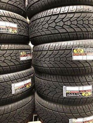 """Photo 14 15 16 17 18 19"""" 20 22 24 26"""" LIONHART Tires • BRAND NEW • All Sizes Wholesale •14 Pricing Starting @ $39 Each"""