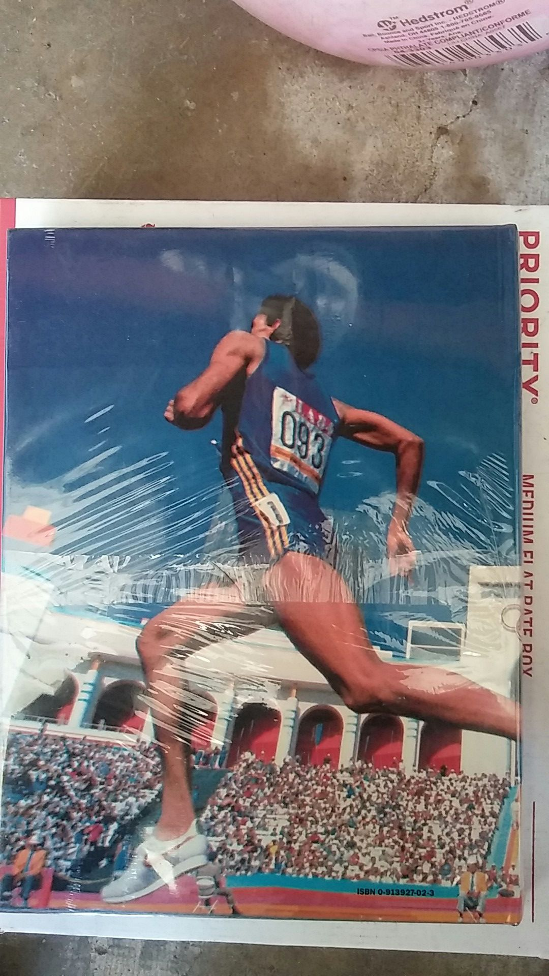 1984 Los Angeles Olympic games Commemorative book