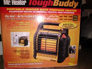 Mr heater tough buddy for Sale in Portland, OR