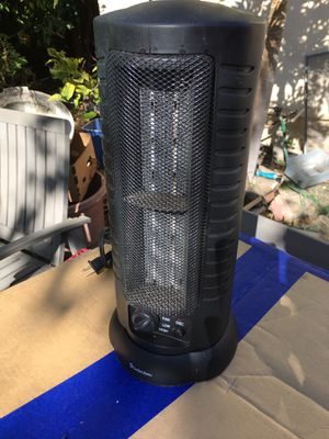 Ceramic tower heater/ fan for Sale in San Diego, CA