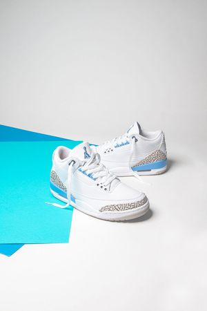 Photo Nike Air Jordan 3 III UNC >> DS, brand new SIZE 9.5 🔥