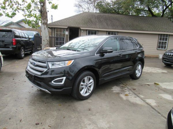 Car Dealerships In Sherman Tx >> 2015 Ford Edge for Sale in Houston, TX - OfferUp