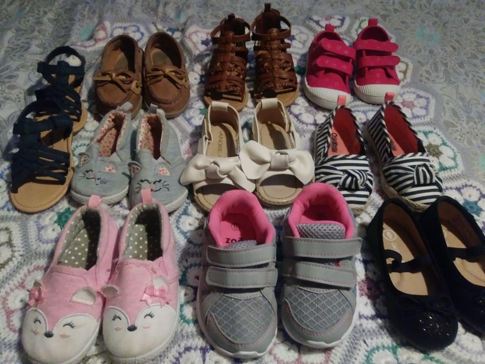 Shoes girl ....zapatos de niña #6