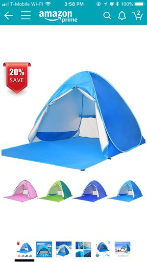 Beach Tent for Sale in San Marcos, CA