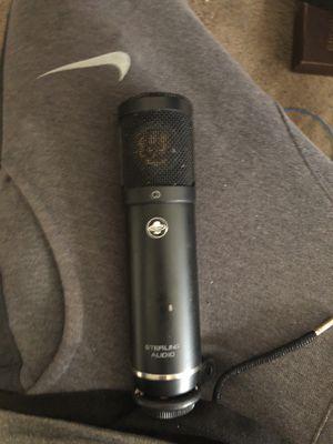 9e3cb3960e3079 Sterling Audio Condenser Microphone for Sale in Chapel Hill