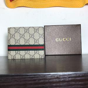 Gucci wallet for Sale in Burke, VA