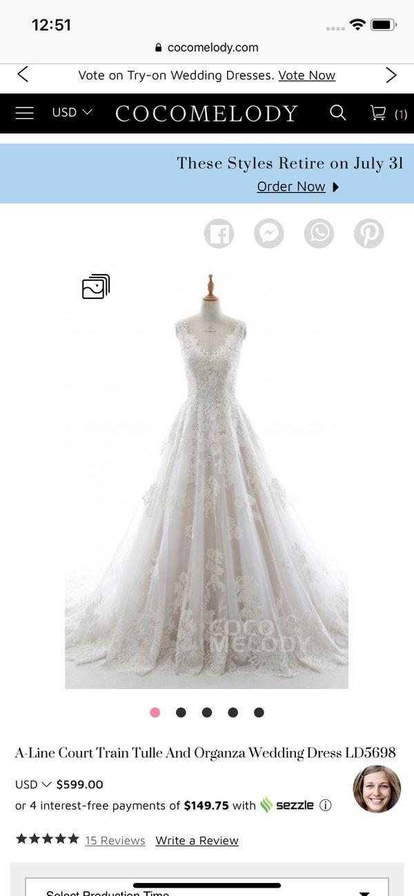 Wedding dresses in Cudahy