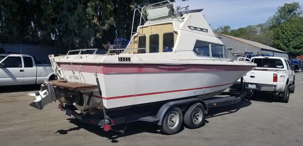 1976 reinell cabin cruiser for Sale in Sunnyvale, CA - OfferUp