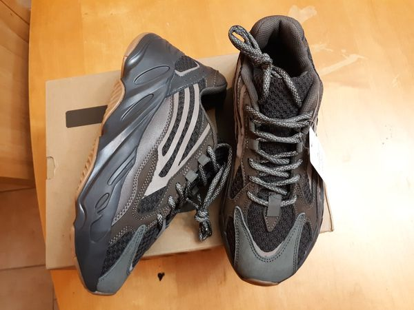 promo code 60755 98ed1 YEEZY BOOTS 700 V2, BLACK /GREY/ORANGE for Sale in New Bedford, MA - OfferUp