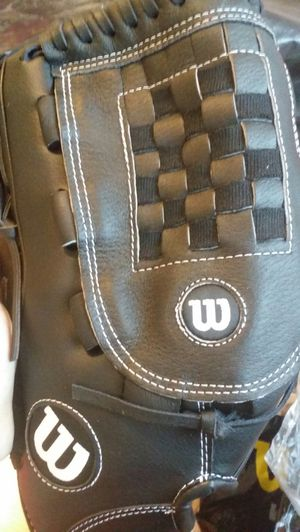 Wilson gloves official for Sale in Dallas, TX