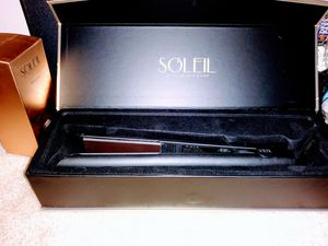 Hair Straightner Soleil for Sale in Oakton, VA