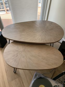 Macys Stacked Coffee Tables Thumbnail