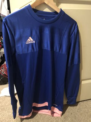 Adidas climacool soccer jersey NEVER WORN SIZE M for Sale in Washington, DC