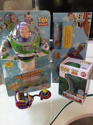 Mint condition DISNEY Pixar Collectibles from Toy Story Land for Sale in Orlando, FL