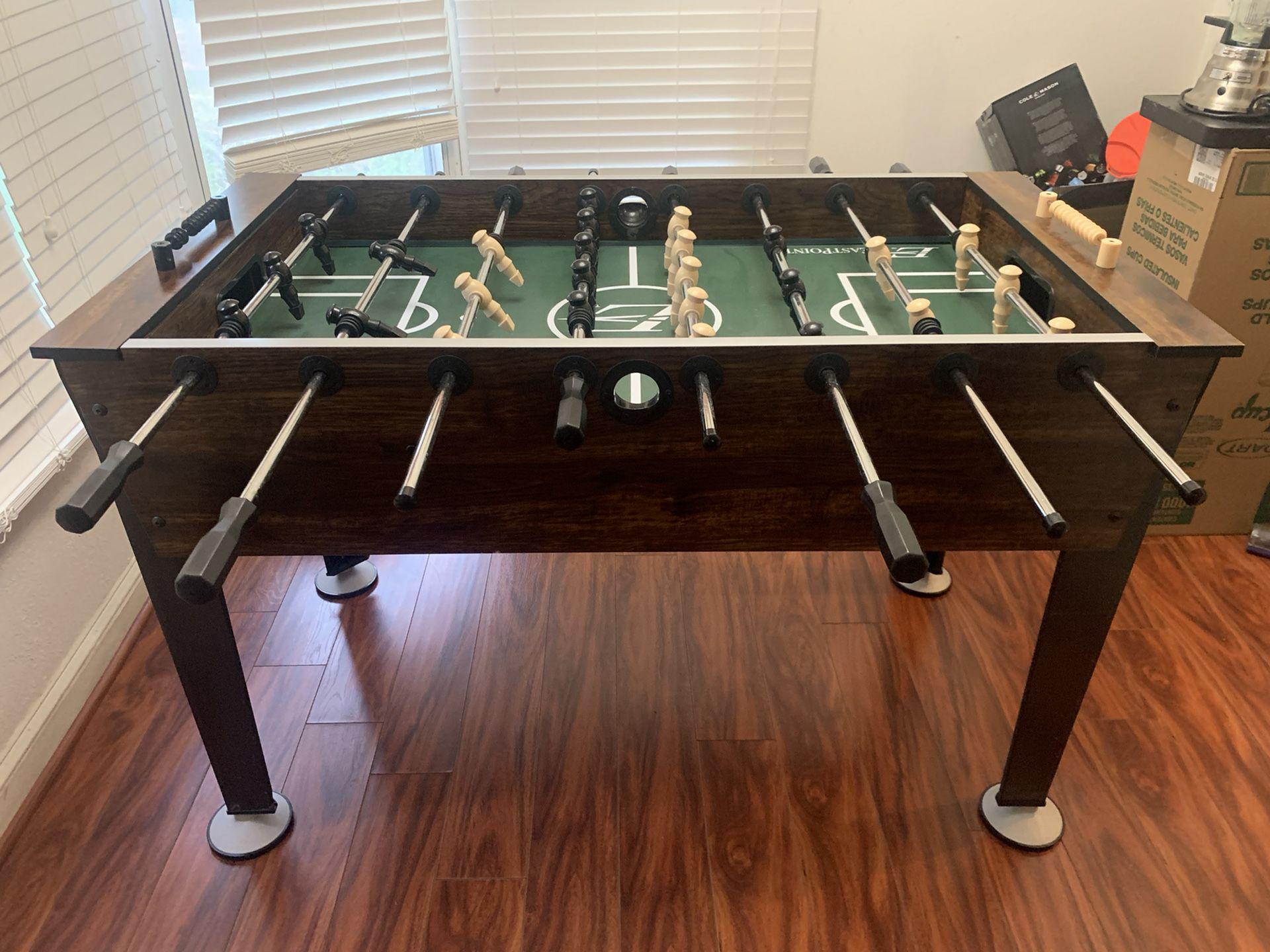 Eastpoint Fussball Table
