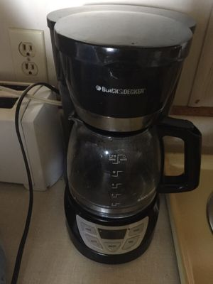 Coffe maker for Sale in Randleman, NC