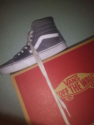 8972ff59050 Vans size men 7.5 for Sale in French Camp