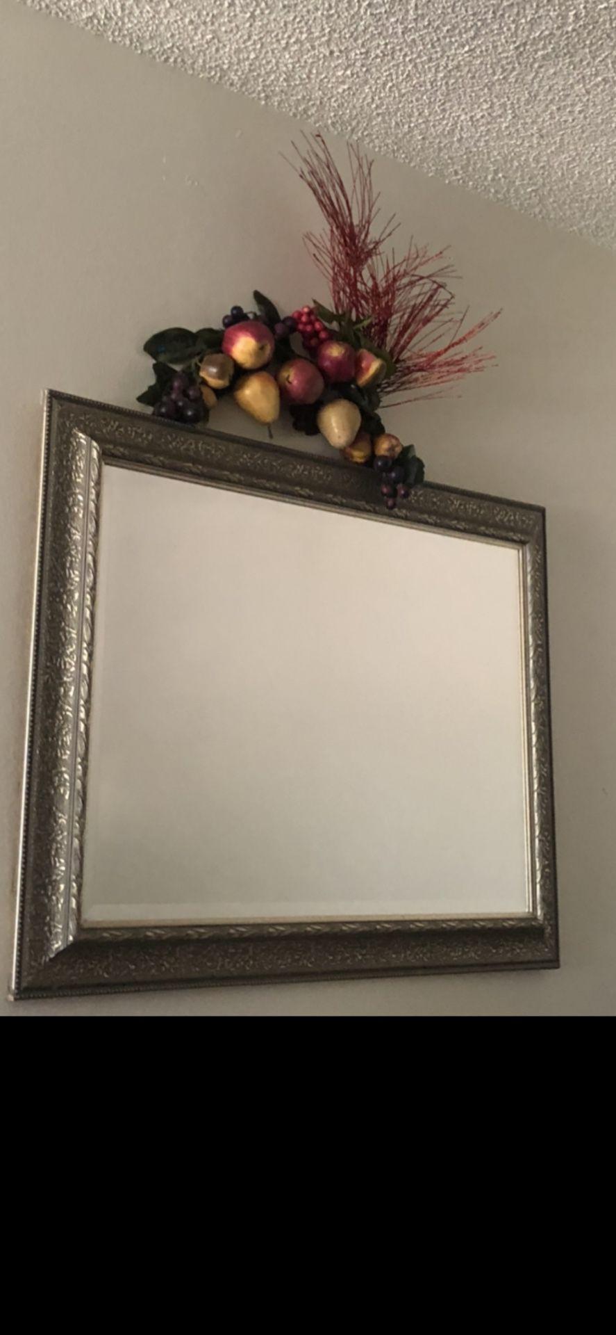 Special mirror silver