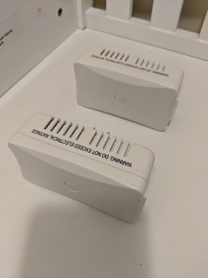 Pair of Z wave smart plugs outlets for Sale in Arlington, VA