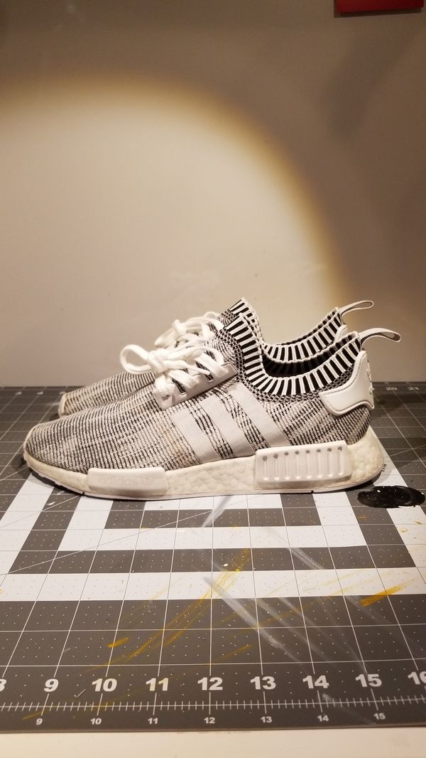 ab947478a525b Adidas Nmd R1 PK oreo for Sale in Lakeville