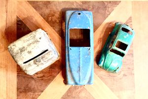 Photo 3 Lot Toy Cars