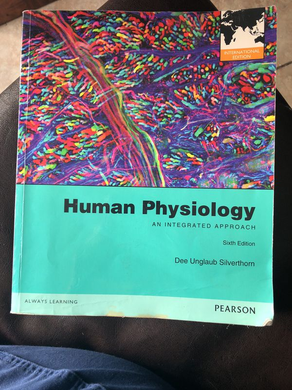 Human physiology an integrated approach 6th edition for sale in san 50 fandeluxe Image collections