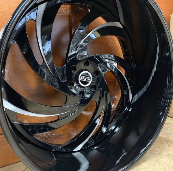 MTW Billet Wheels For Sale In Fresno, CA